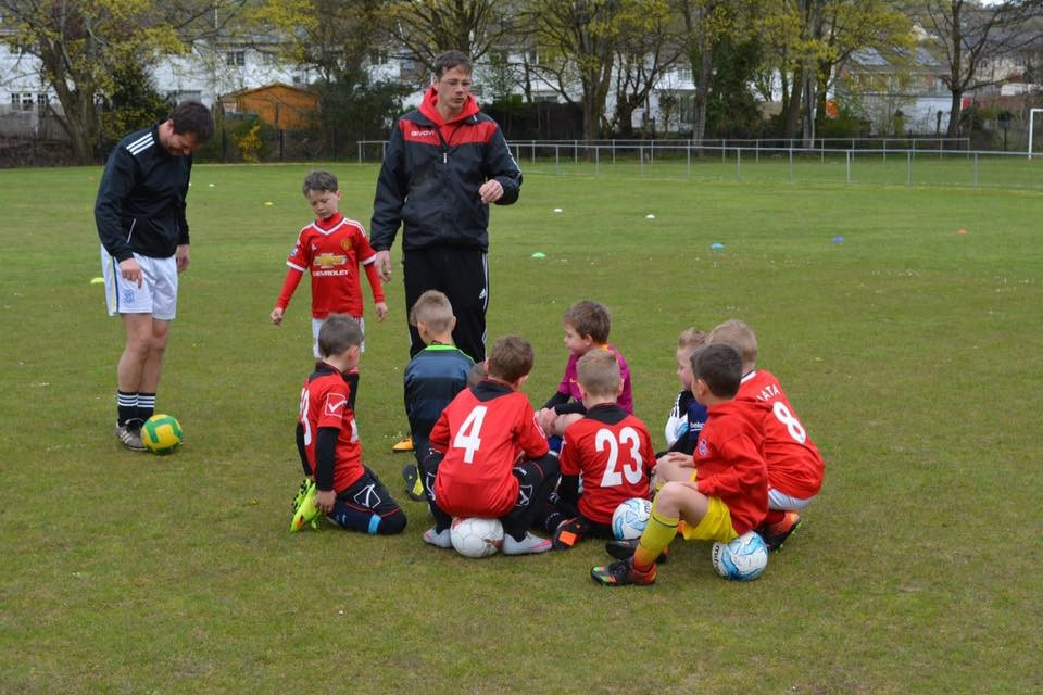 Let's nominate another 100 football volunteers for an award before Sunday's deadline