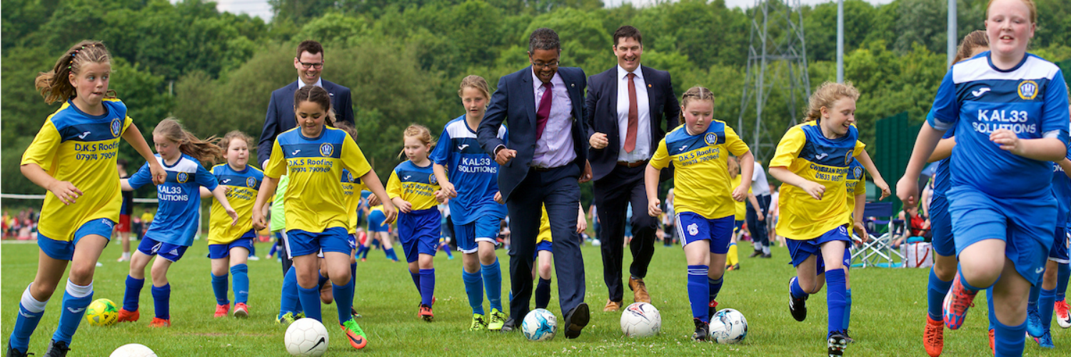 1,600 Females enjoy our biggest ever National Women's & Girls Festival