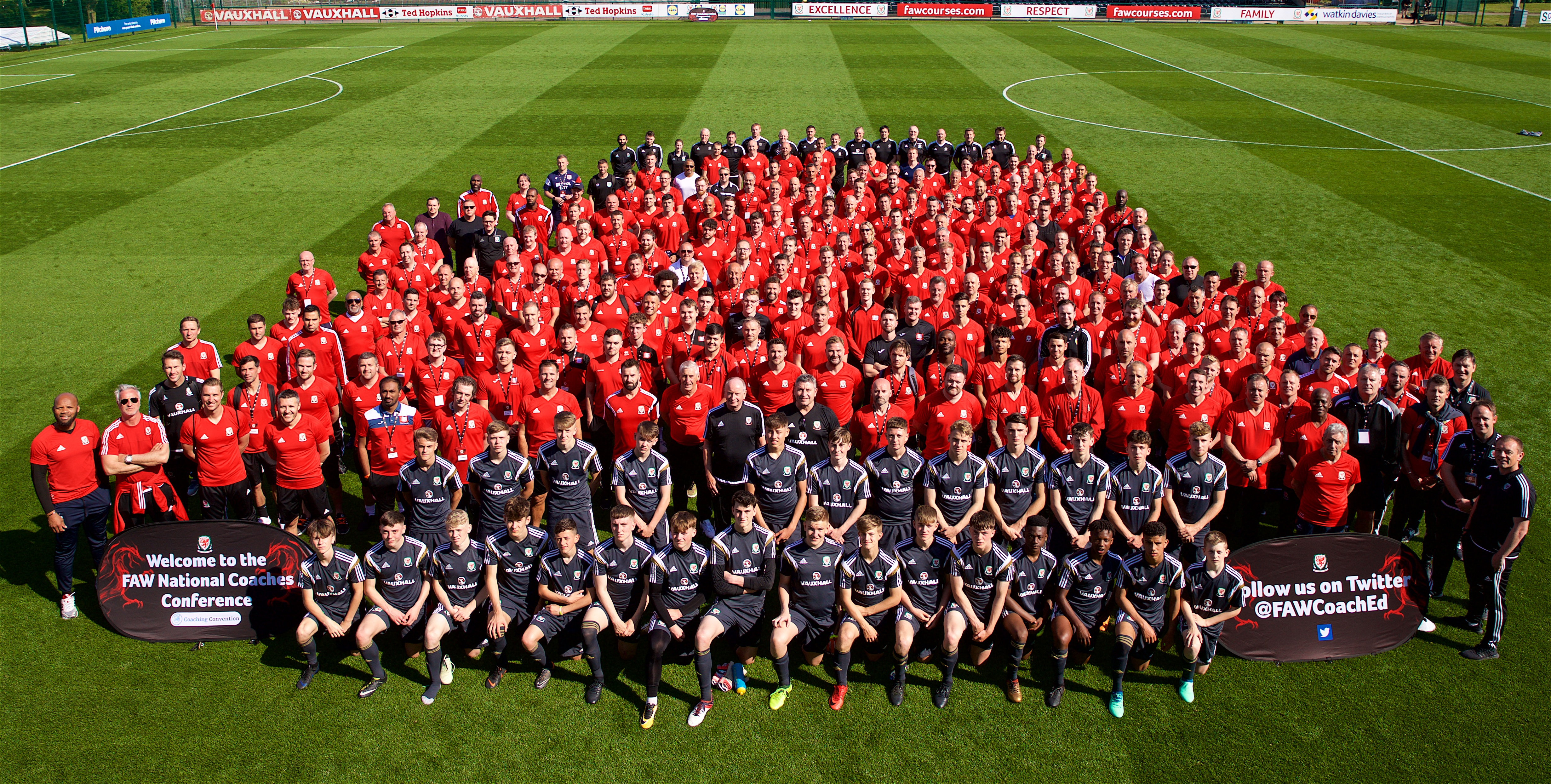 FAW National Coaches Conference 2018