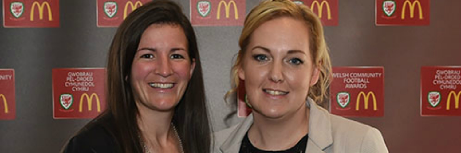 Welsh Football's reigning mum-of-the-year is amazing! Now it's time to find her successor