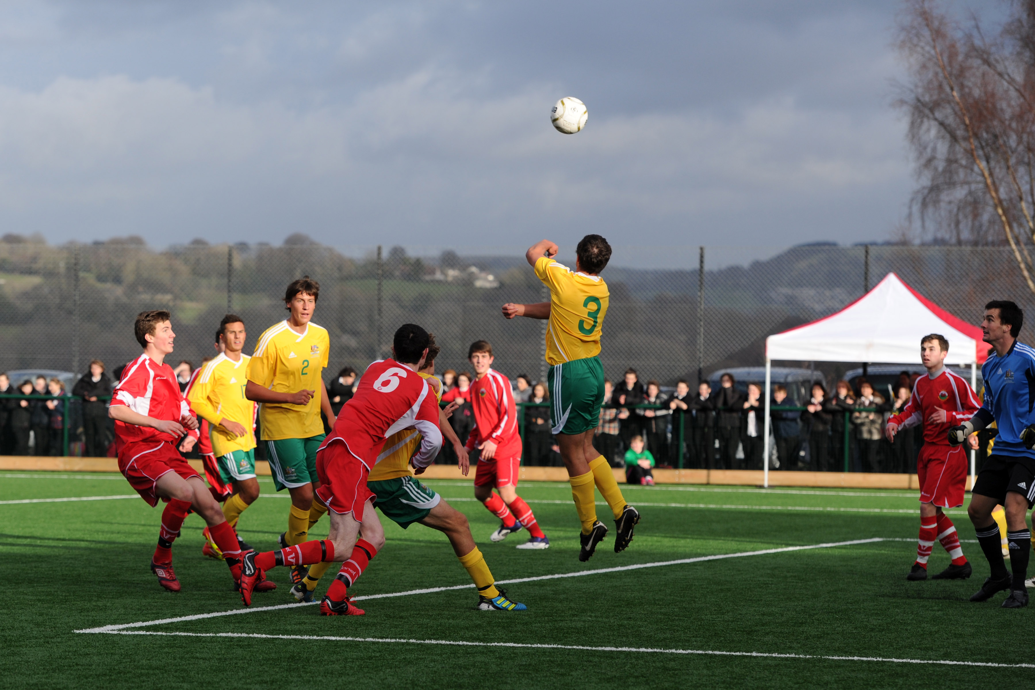 Welsh Colleges Football