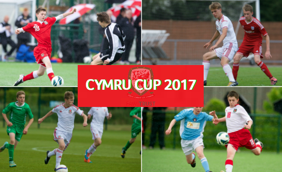 Here's everything you need to know about the 2017 Cymru Cup