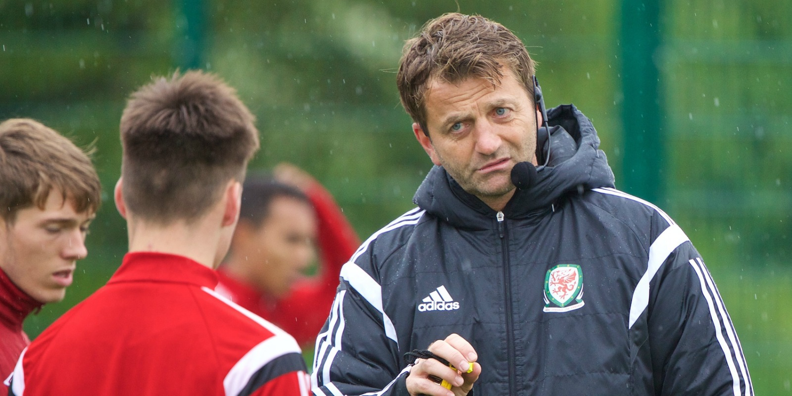 Tim Sherwood wants to get back in the dugout after National Coaches Conference