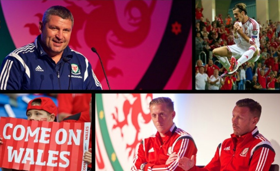 The football legends coming to Wales to discuss 'The Impossible Dream'