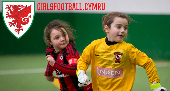 THE ONLINE HOME OF GIRLS' FOOTBALL IN WALES