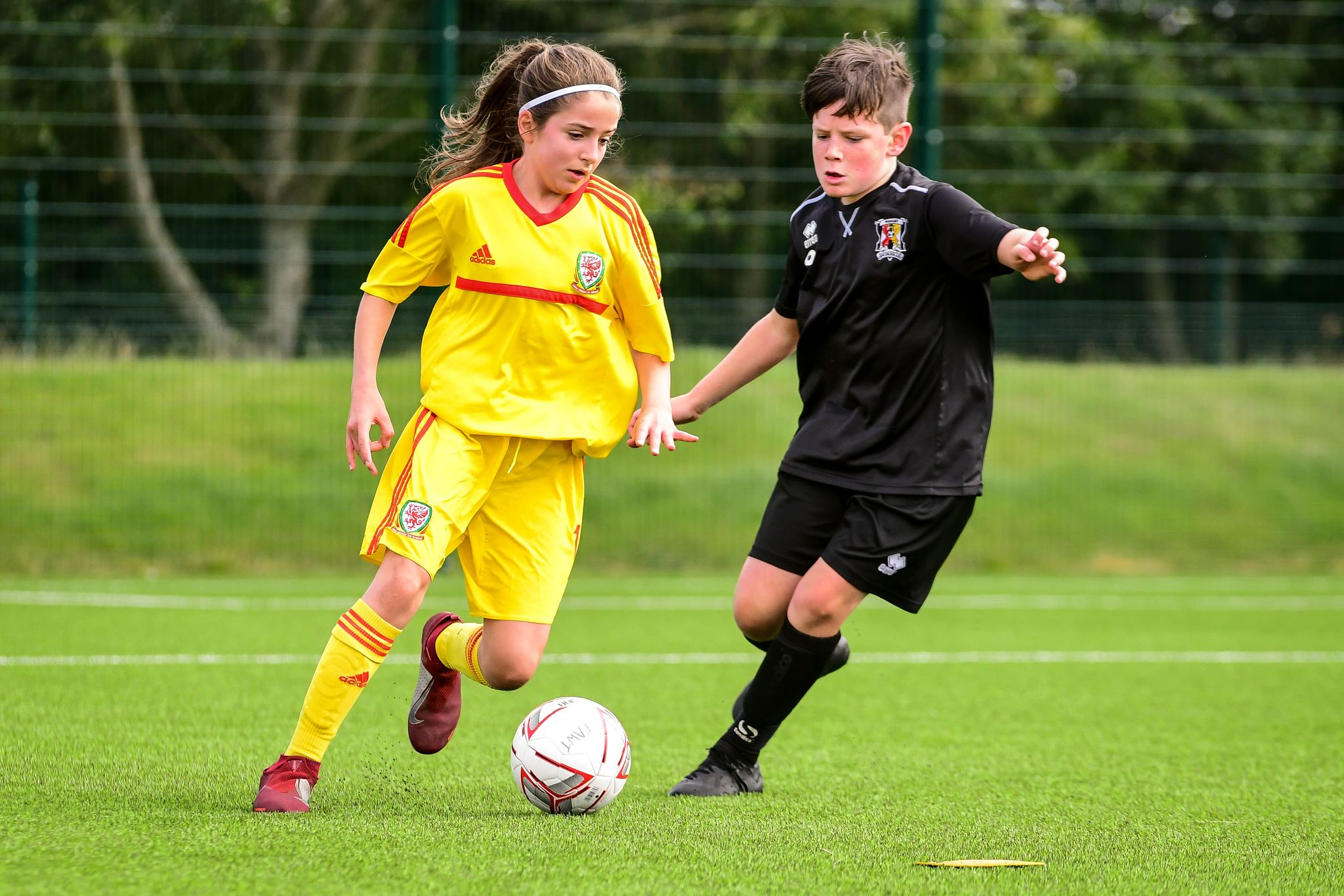 Key changes to elite girls' football in Wales