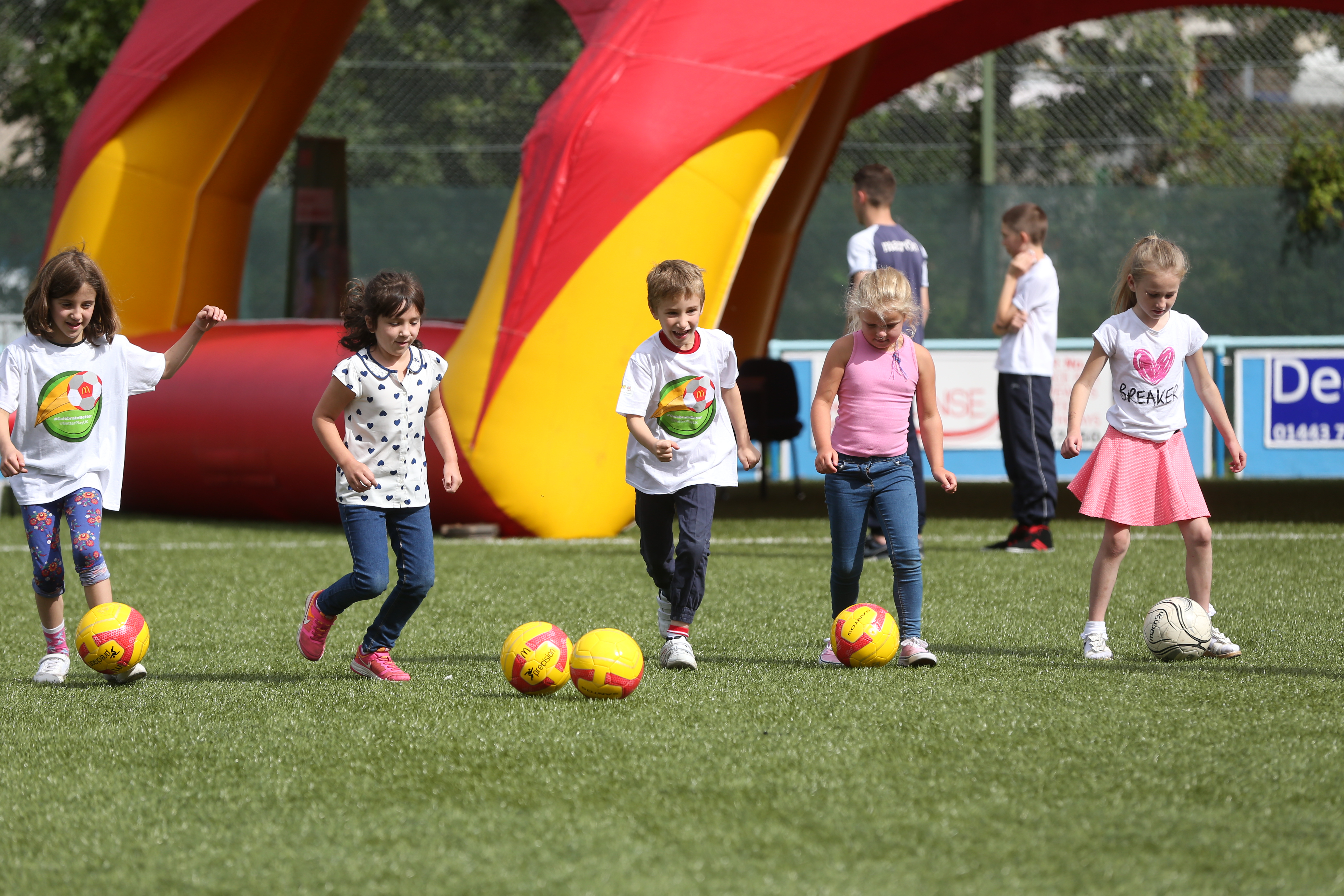 FREE Fun Football Sessions